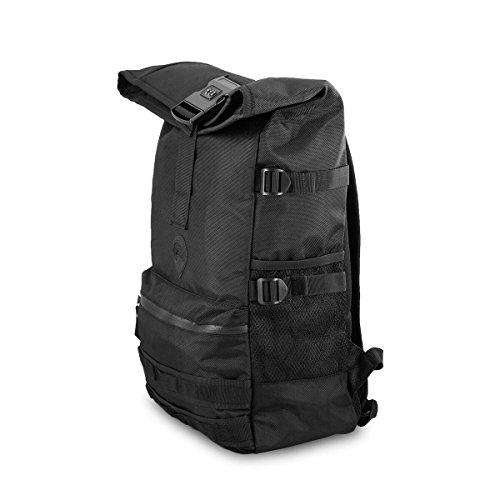 Skunk Backpack Rogue - Smell Proof - Water Proof - Lockable - Hydroponics (Black)