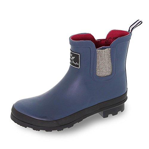 Fritzi aus Preussen Rubb 02 Denim Gummistiefel Wo16FAP31 Schuhe
