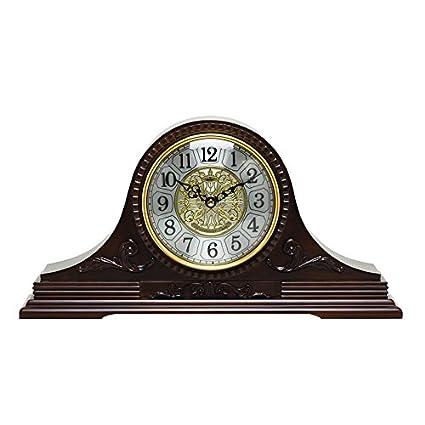 Y-Hui Reloj de sobremesa de Madera Todo el Punto de cronometraje de Música Relojes