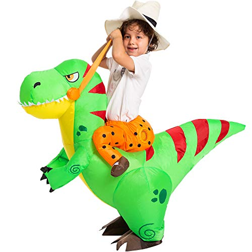 Spooktacular Creations Halloween Inflatable Costume Ride a