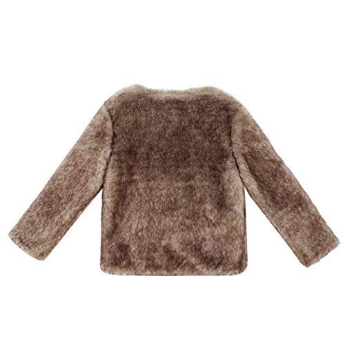 Blouson Cuir El Fourrure Oversize Hiver Manteau Automne Femme Fashion Faux Uxf5qAAw0