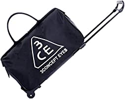 Luggage Trolly Bag Large Capacity Waterproof Foldable 2 Ways Carrying Luggage Bag for Travelling