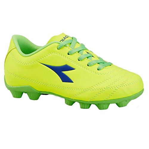 Diadora - Zapatillas de Material Sintético para niño C6212 GIALLO