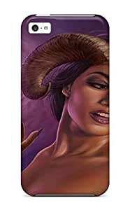 TYHde Iphone 4/4s Case Cover Skin : Premium High Quality Demon Girl Case ending
