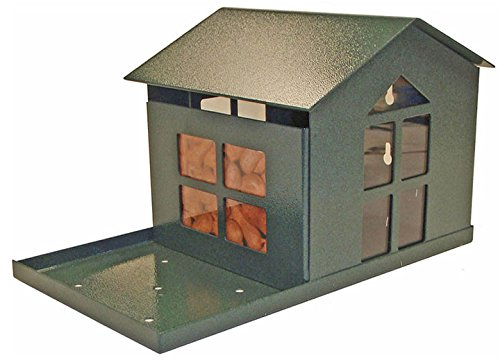 Durable Bird Proof Squirrel Feeder - If You Can't Beat Th...