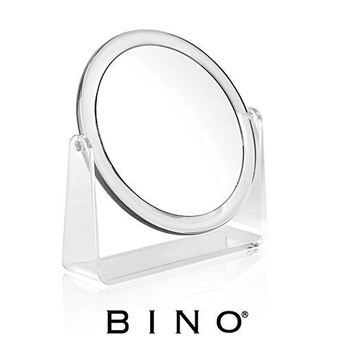 BINO Nina' Double-Sided Acrylic Vanity Mirror, Large