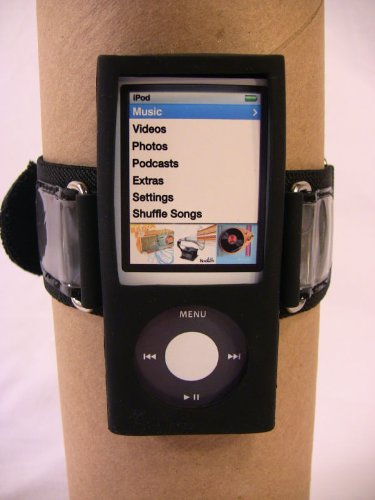 - Griffin Immerse Armband and Case for iPod Nano 5th Gen Black