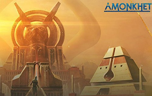 Magic MTG Combo: Amonkhet Booster Box + Bundle by Magic: the Gathering