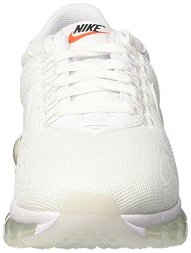Nike Womens Air Max Ld-zero Scarpa Da Corsa Bianca