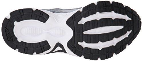 Zapatillas De Running Avia Hombres Avi-execute Frost Grey / Iron Grey / Formula One Red