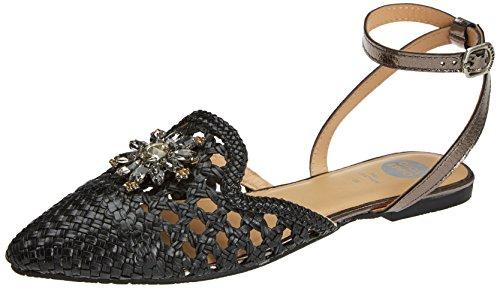 Sneakers 45346 Damen Gioseppo Black Schwarz blau TE6xxn8d