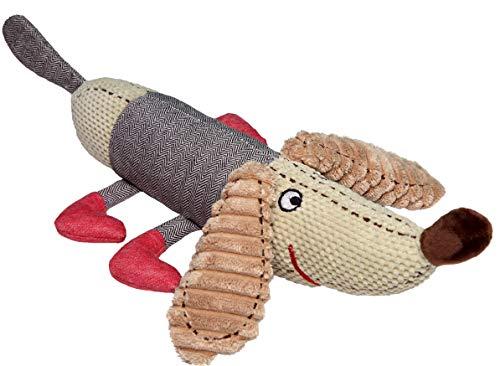 Brinquedo de Pelúcia Cachorro, Storki, Marrom