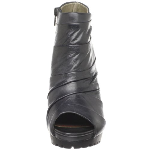 Boot Miss Toe Open Womens Ankle 3 Jaiden Black Sixty FvF4qr0