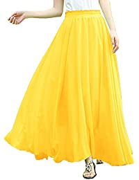 Amazon.com: Yellows - Skirts / Clothing: Clothing, Shoes & Jewelry