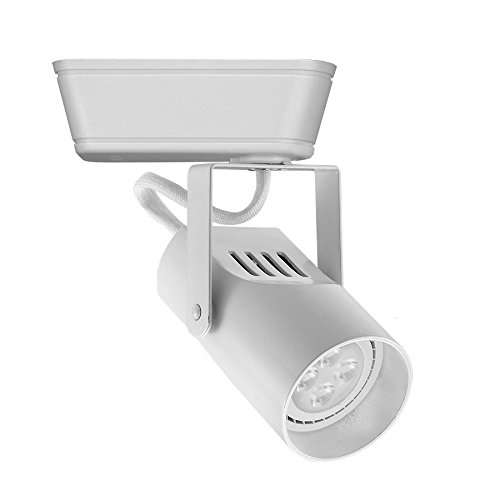 WAC Lighting LHT-007LED-WT Low Voltage - 120V Track Luminaire - L Track