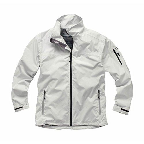 Gill Crew Lite Jacket Men's Silver ()