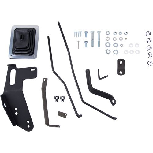 Hurst 3670006 Mastershift 3-Speed Shifte - Hurst Shifter Installation Kit Shopping Results