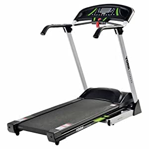 York Fitness aufband Active 120 Treadmill - Cinta de Correr para ...