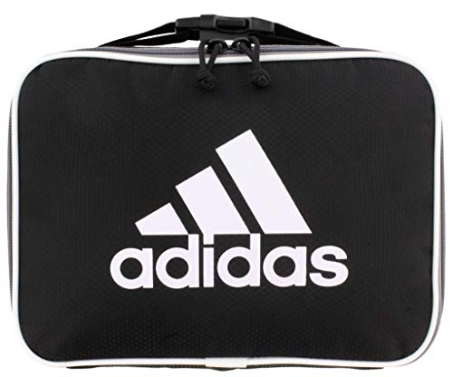Kerrian Online Fashions 41-Key26F0L adidas Unisex-Adult Foundation Insulated Lunch Bag