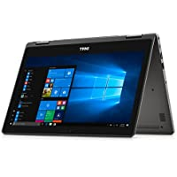Dell 21FNP Latitude 3379 14 Laptop (Intel Core i5-6200U, 4GB 2133MHz DDR4 RAM, 256GB SSD, Windows 10 Pro, Black)