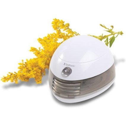 SpaRoom-Aromafier-Portable-Fragrance-Essential-Oil-Diffuser-Battery-And-USB-Computer-Powered-Aromatherapy-White