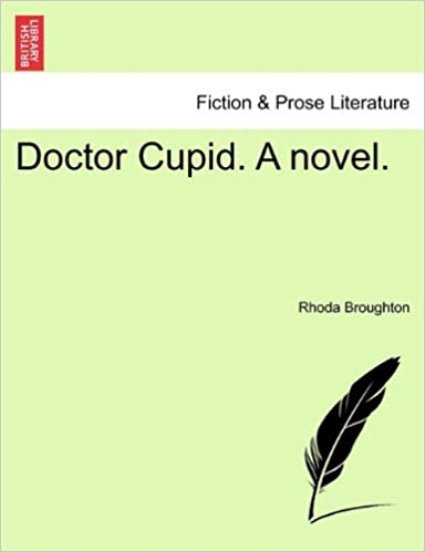 Book Doctor Cupid. A novel.