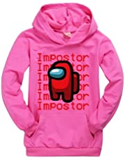 Moschin Among US Clothes Boys Girls Clothes Kid L Hoodie