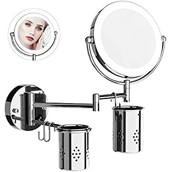 Amazon Com Electribrite Makeup Mirror With Lights And