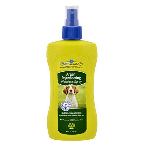 FURminator Argan Rejuvenating Waterless Spray, 8.5 oz.