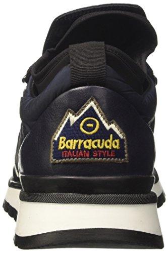 Barracuda Bu3045, Men's Low Trainers Blue (Blu 01e)