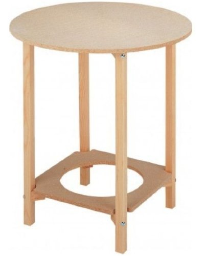 Mesa camilla redonda 90 cm: Amazon.es: Hogar