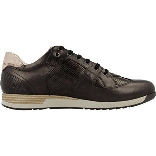 Man Chaussures Stonefly Noir Classiques 108550 zUwTaxfnRq
