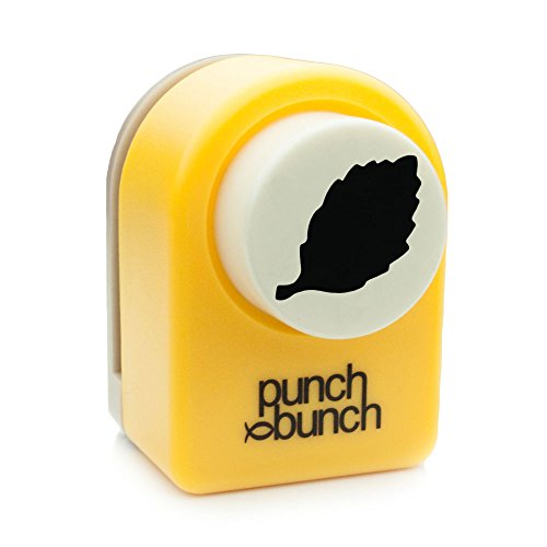 - Medium Punch-Birch Leaf