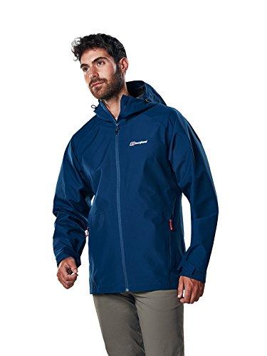 Water Berghaus 2 Blue Jacket Shell Deep 0 Men's Paclite 4UH8qwO4