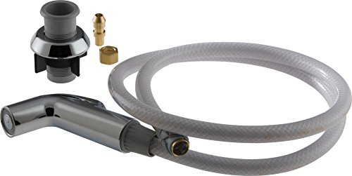 Delta Faucet RP31612 Spray and Hose Assembly, Chrome by DELTA FAUCET