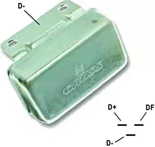 Voltage Regulator 14V 55A for BOSCH 9190085001 9190087011
