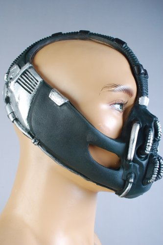 Batman Bane Mask Replica for Batman the Dark Knight Rises prop-UPDATED version by skycostume (Image #2)