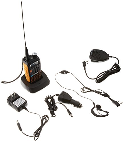 BaoFeng Pofung GT-3TP Mark-III+Speaker Tri-Power 8/4/1W Two-Way Radio with Speaker Mic Included