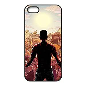 Cool strong man Cell Phone Case for iPhone 5S