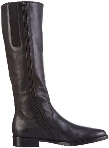 Gabor Stivali Ladies Fashion Slittamento Nero (black 27)