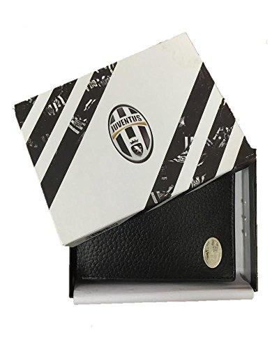 Tifosi Fc Idea 02863 Vera Uomo Regalo Juventus Juve Pelle Portafoglio Uwq0BSx