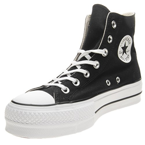 Converse Chuck Taylor All Star Lift - Hi Sneaker Sort Sort QS4K7qpN