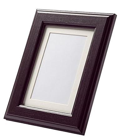 Amazon.com - IKEA Virserum 8 X 10 Picture Frame (1, Dark Brown) -