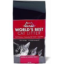 14lb Wrld Bst Cat Litter by GPC - GRAIN PROCESSING CORP.