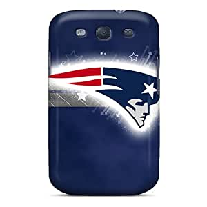 High Quality New England Patriots Case For Galaxy S3 / Perfect Case