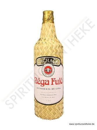 Nega Fulo Cachaca 10 Liter Amazonde Bier Wein Spirituosen