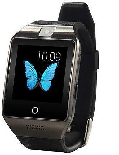 Gafas anuncio - Smartphone Reloj Smart Watch - modo manos libres/control de mensajes/control de la cámara - Monitor: Amazon.es: Relojes