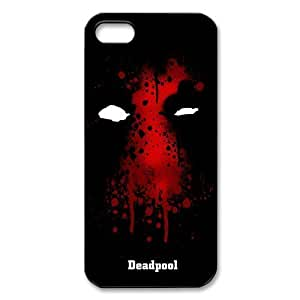 Cool TV Shows Deadpool Hard Plastic iphone 5 5S Case Cover- 1 Pack-5