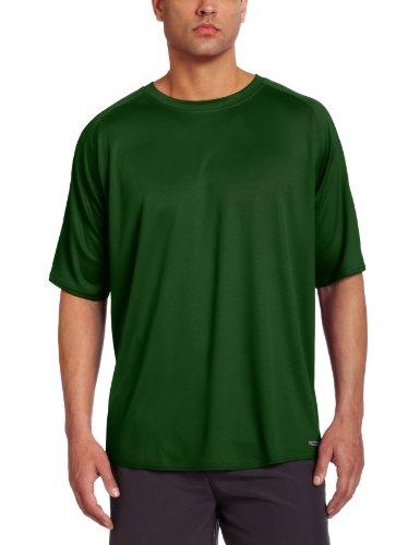 Russell Athletic Mens Dri-Power® Raglan T-Shirt M Dark Gree