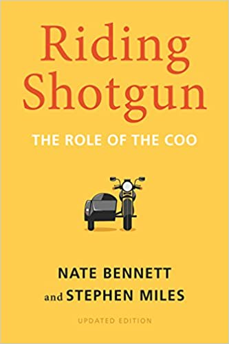 Amazon riding shotgun the role of the coo updated edition riding shotgun the role of the coo updated edition 1st edition kindle edition fandeluxe Gallery